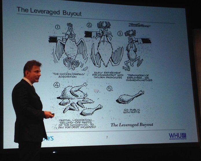 AlphaGamma - Alexander Doll managing director and co-ceo of barclays germany on leveraged buy-outs