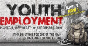 alphagamma global entrepreneurship summer school: resolving youth unemployment