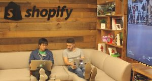 alphagamma shopify's VI build a business competition