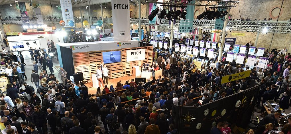 pitch startup competition 2016 at collision conference