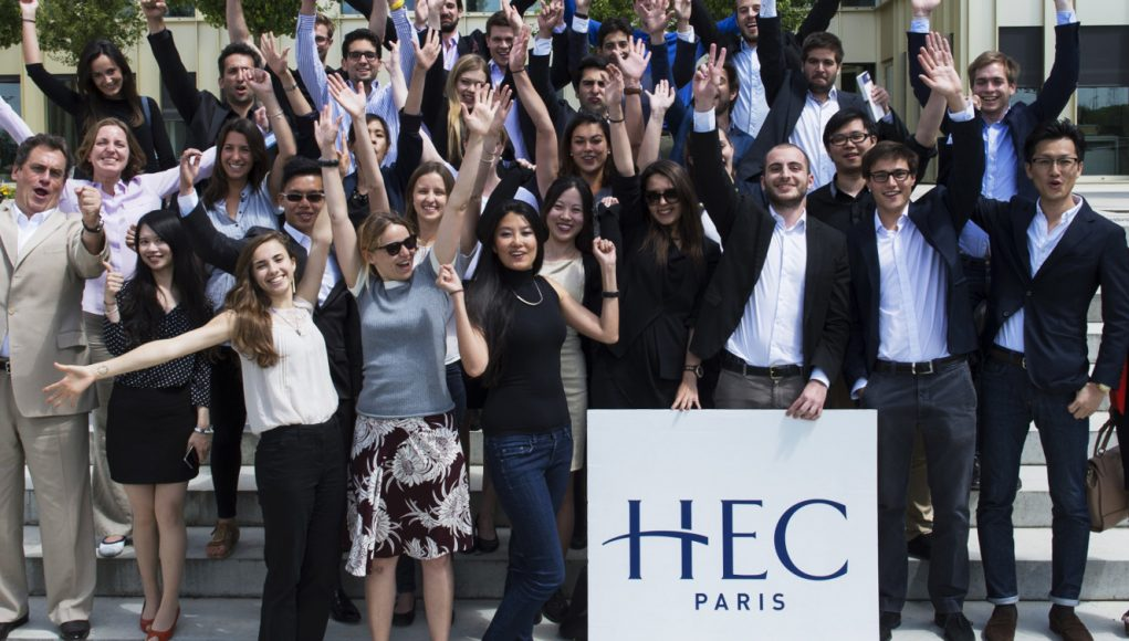 Hec Paris Mba Scholarship For Excellence 2018 Application Guide Current School News