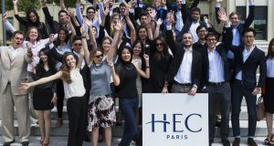 alphagamma HEC Paris MBA Scholarship for Excellence 2016 entrepreneurship finance opportunities millennials