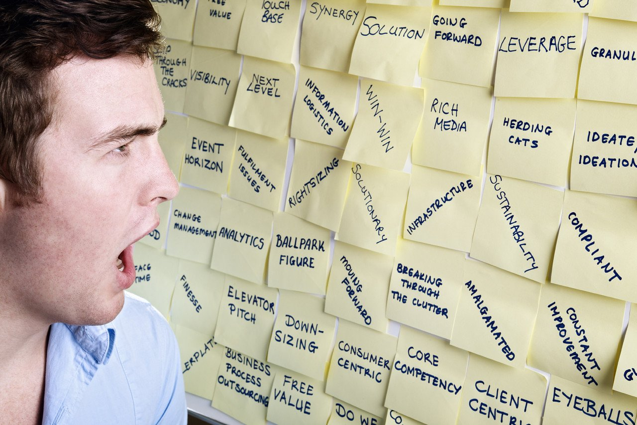 10 buzzwords that will completely destroy your credibility | AlphaGamma