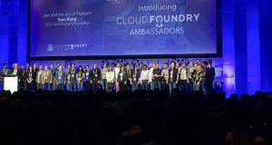 alphagamma Cloud Foundry Summit Europe 2016 opportunities