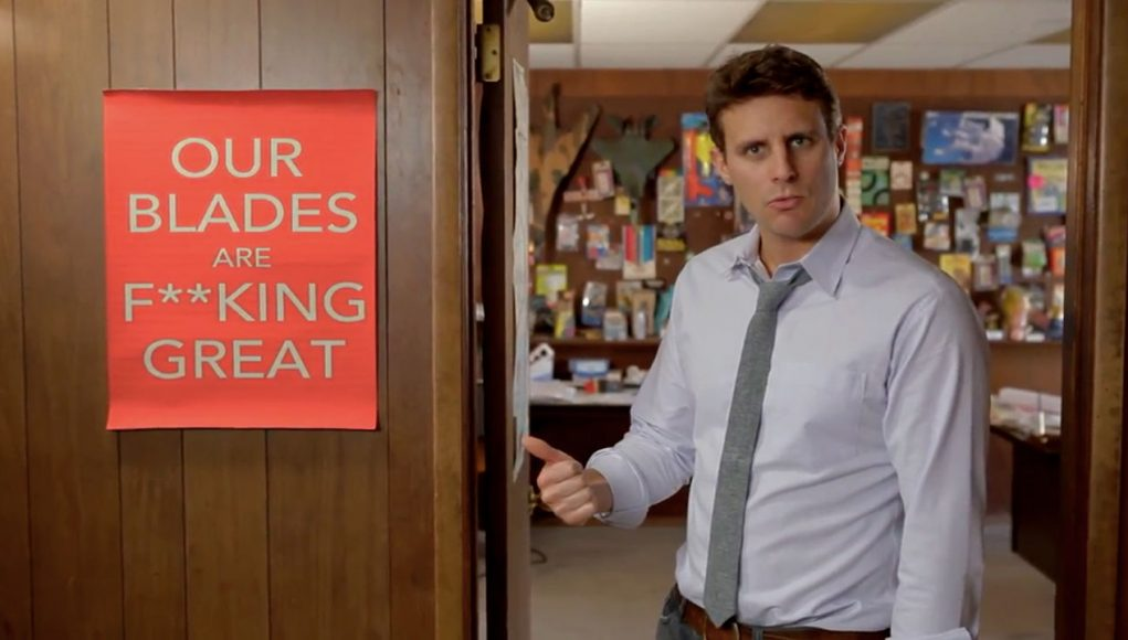 alphagamma unilever to buy Dollar Shave Club for $1B entrepreneurship