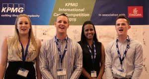 alphagamma KPMG International Case Competition opportunities