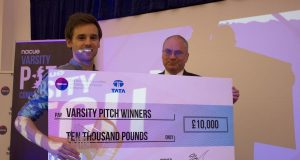 alphagamma The NACUE Varsity Pitch 2016 The UK's premier student graduate pitching competition opportunities