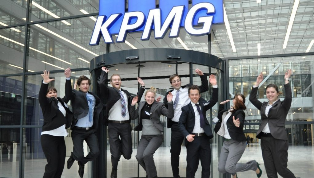 KPMG internship opportunities | AlphaGamma