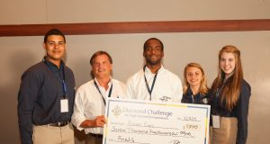 alphagamma Diamond Challenge for High School Entrepreneurs opportunities