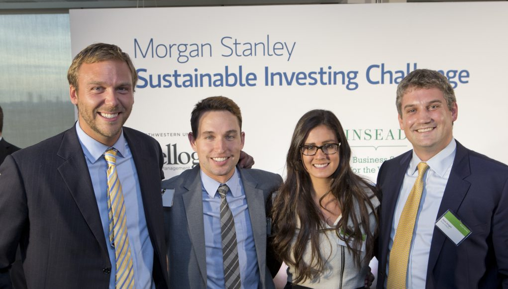 The Kellogg-Morgan Stanley Sustainable Investing Challenge 2017