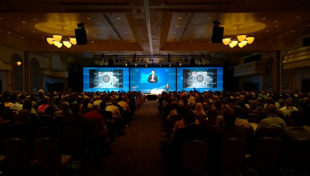 alphagamma Cloud Summit 2017: It's your turn to Rise Above opportunities