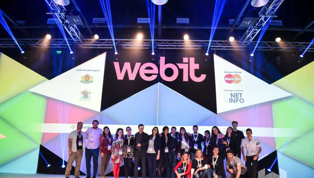 alphagamma Webit Festival Europe 2017: re:Inventing Europe's Future opportunities