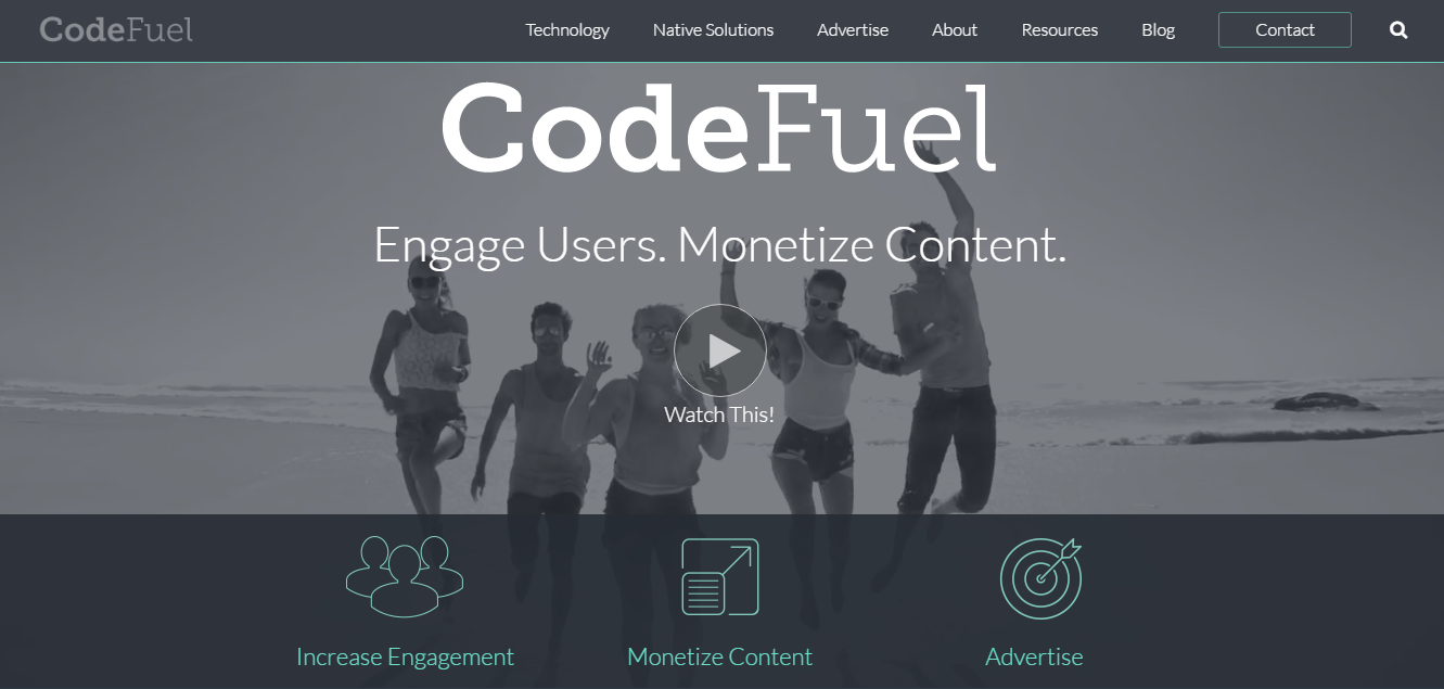alphagamma 22 best content marketing platforms entrepreneurship opportunities codefuel