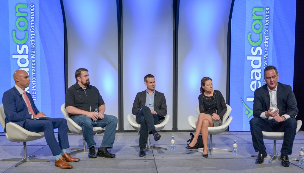 alphagamma LeadsCon's Connect to Convert 2017 opportunities