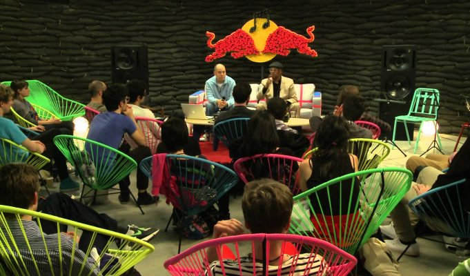 alphagamma Red Bull Music Academy 2017 opportunities