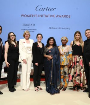 alphagamma Cartier Women's Initiative Awards 2017 opportunities