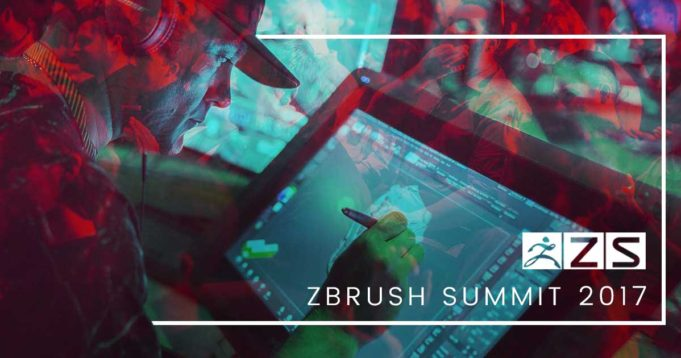 alphagamma zbrush summit 2017 opportunities