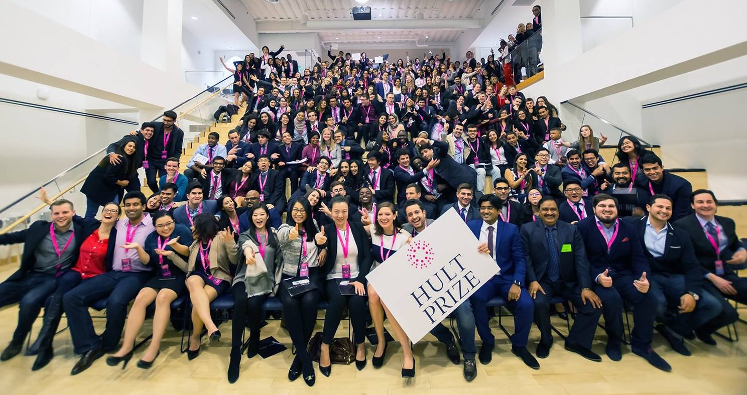 HULT Prize 2019 Best Case Competitions to apply for in 2018