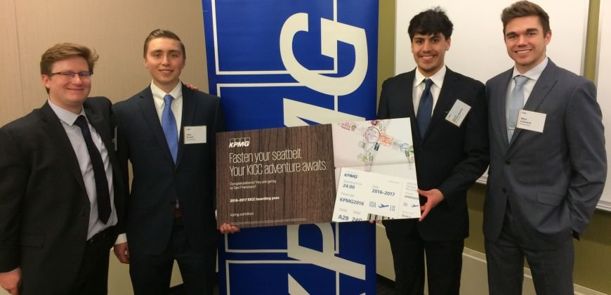 KPMG International Case Competition Best Case Competitions to apply for in 2018
