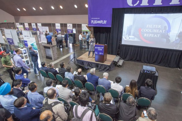 alphagmma Internet of Things World 2018 Startup city opportunities