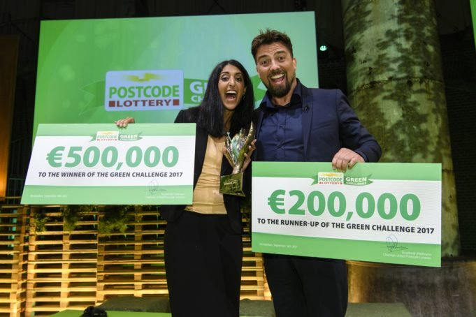 alphagamma postcode lottery green challenge 2018 boost your green start-up opportunities