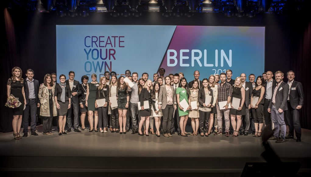 alphagamma TALENT MEETS BERTELSMANN opportunities