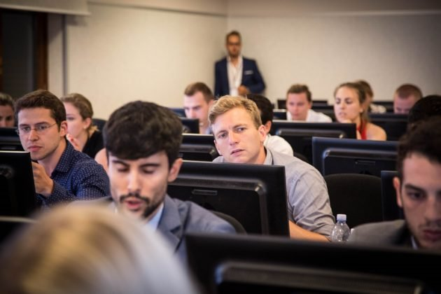 alphagamma rotman european trading competition entrepreneurship finance opportunities