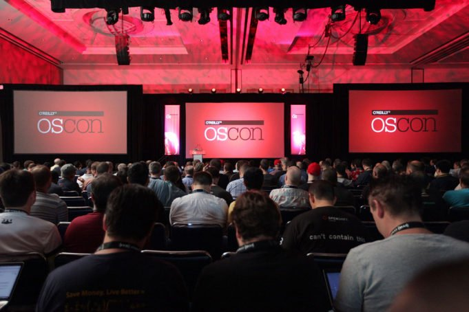 alphagamma O'Reilly Open Source Convention 2018 opportunities