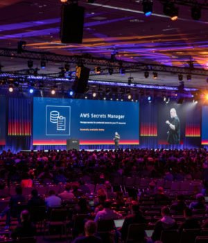 alphagamma AWS Summit Anaheim 2018 opportunities