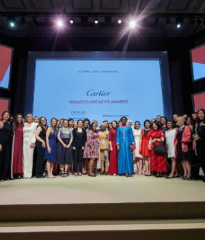 alphagamma Cartier Women's Initiative Awards 2019 opportunities