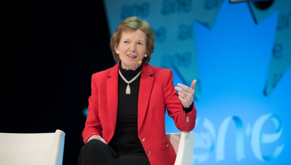 alphagamma Mary Robinson Climate Justice Award 2018 opportunities