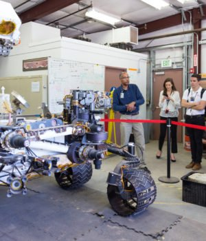 alphagamma Caltech Space Challenge 2019 opportunities