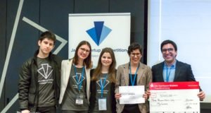 alphagamma Jacobs Startup Competition 2019 opportunities