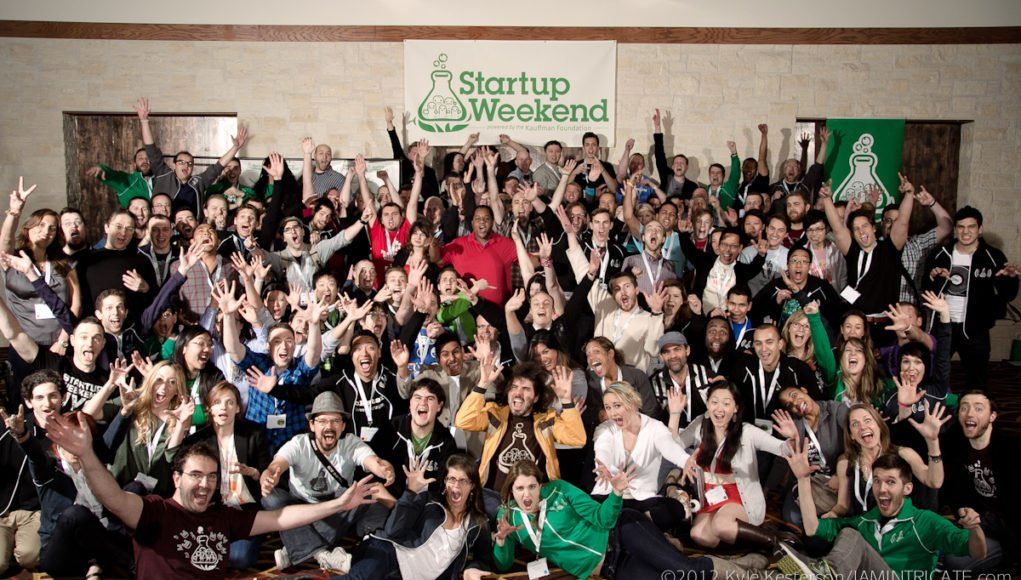 alphagamma Startup Weekend Brussels Artificial Intelligence 2018 opportunities