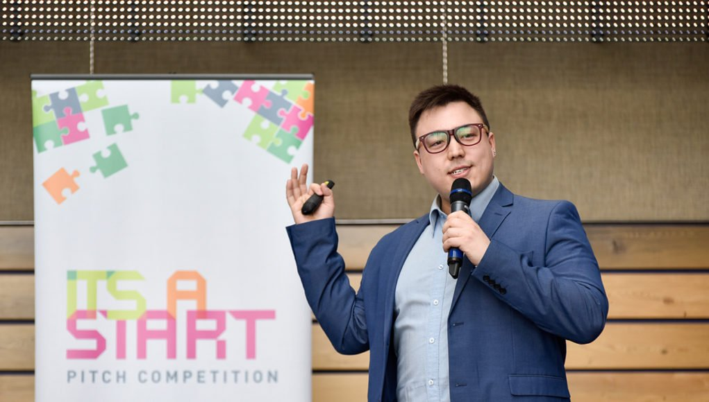 alphagamma START pitch competition 2018 opportunities