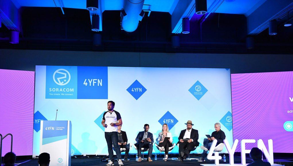 alphagamma 4YFN Startup Of The Year opportunities