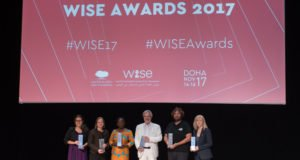 alphagamma WISE Awards 2019 opportunities