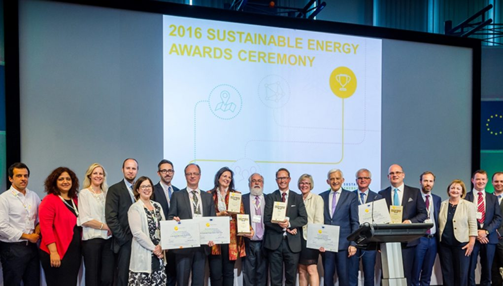 alphagamma EU Sustainable Energy Awards 2019 opportunities