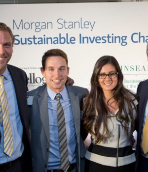 alphagamma Kellogg-Morgan Stanley Sustainable Investing Challenge 2019 opportunities