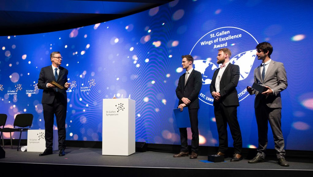 st. gallen wings of excellence essay competition award 2015