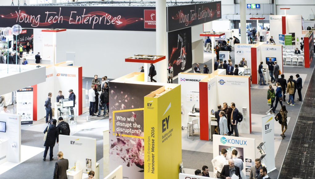 alphagamma HANNOVER MESSE Young Tech Enterprises 2019 opportunities