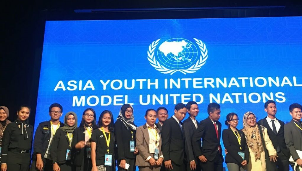 alphagamma Asia Youth International Model United Nations 2019 opportunities
