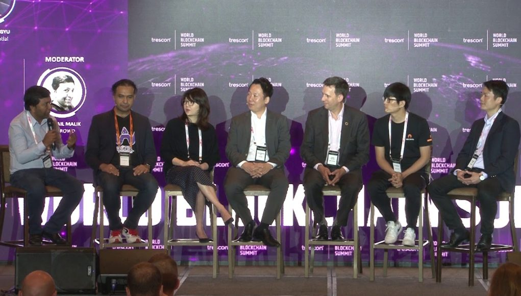 alphagamma Blockchain Summit Singapore opportunities