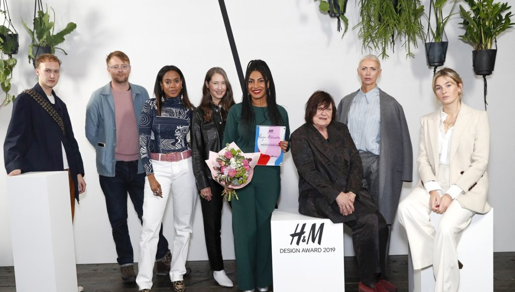 alphagamma H&M Design Award opportunities