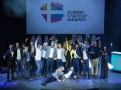alphagamma Nordic Startup Awards 2019 opportunities