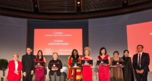 alphagamma Cartier Women's Initiative Awards 2020 opportunities