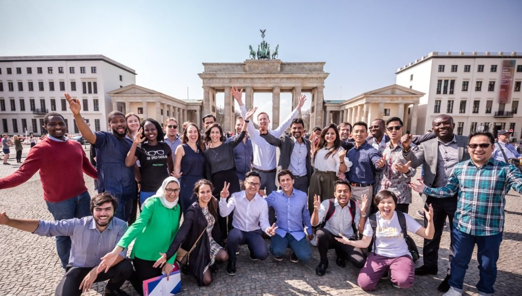 alphagamma Westerwelle Young Founders Programme opportunities