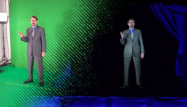 alphagamma A life-size hologram solution for speakers, educators, and entertainers entrepreneurship