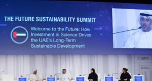 alphagamma Future Sustainability Summit 2020 opportunities