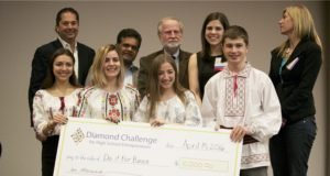alphagamma Join Diamond Challenge 2020 an innovative entrepreneurship competition offering $100,000 in awards entrepreneurship